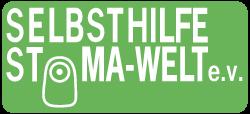 Abbildung: Logo der Selbsthilfe Stoma-Welt e.V.