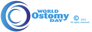 Abbildung: Logo des Welt-Stoma-Tag 2014, Copyright International Ostomy Association IOA