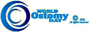 Abbildung: Logo des Welt-Stoma-Tag 2014, Copyright International Ostomy Association IOA